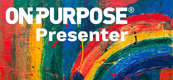 On-Purpose Presenters help people find their purpose in life using ONPURPOSE.me online tool