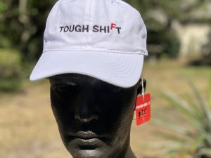 TOUGH SHIFT Hat white