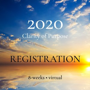 2020 Clarity of Purpose registration