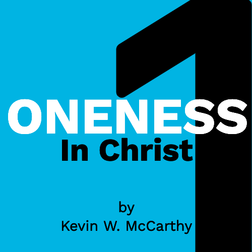 ONENESS in Christian cover